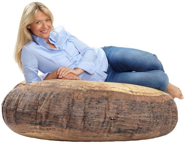 MEROWINGS - Bodenkissen-MEROWINGS-Forest Pod Floor Cushion