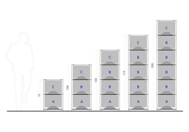 TEEBOOKS - Regal-TEEBOOKS-Cube B