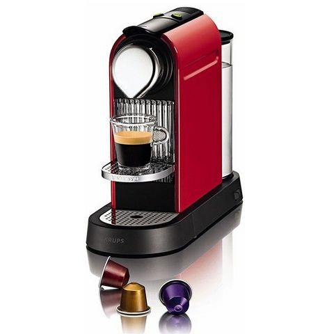 Krups - Espressomaschine-Krups-Cafetiere Expresso Krups Nespresso CitiZ XN7006