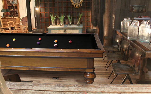 Billards Toulet - -Billards Toulet-Rochevilaine