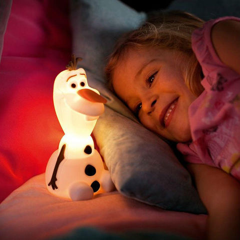 Philips - Kinder-Schlummerlampe-Philips-DISNEY - Veilleuse portable à pile Softpal LED Ola
