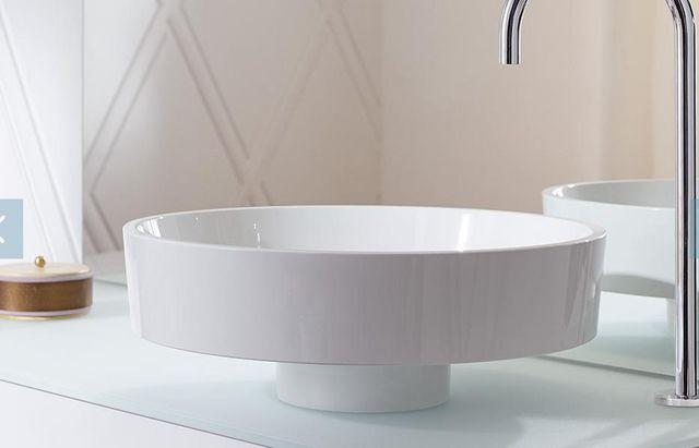 BURGBAD - Waschbecken freistehend-BURGBAD-CRONO