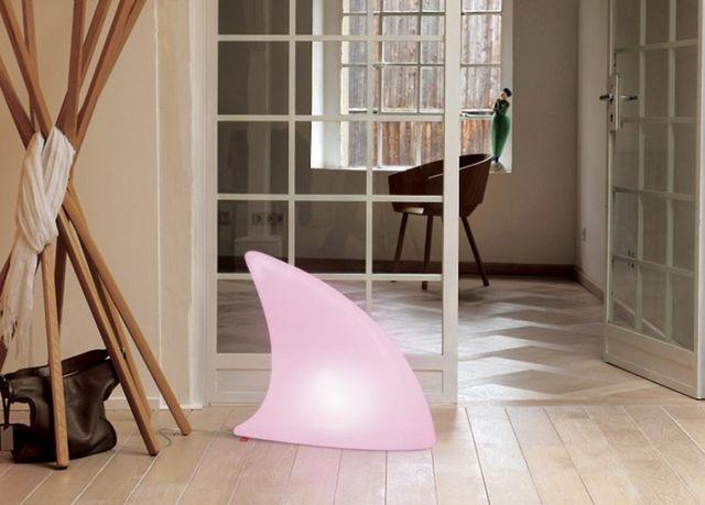 Moree - LED-Stehlampe-Moree-Shark indoor Led
