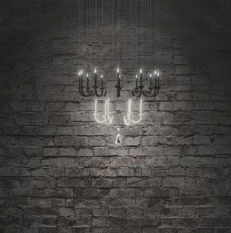 Beau & Bien - Deckenlampe Hängelampe-Beau & Bien-Wersailles Carbone