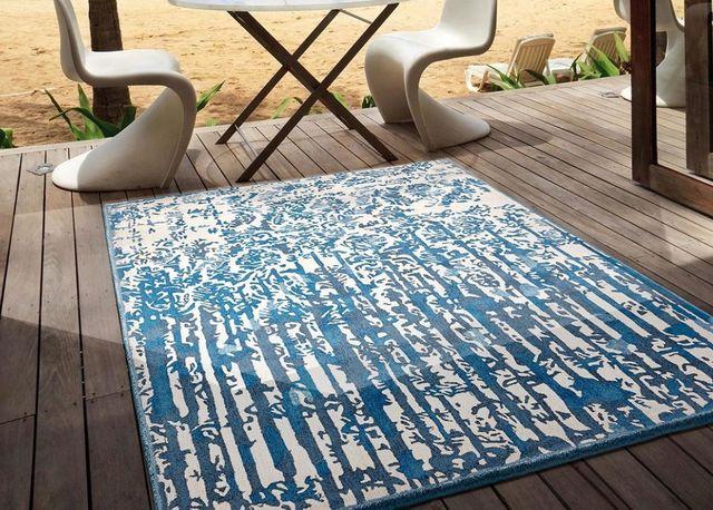 ITALY DREAM DESIGN - Moderner Teppich-ITALY DREAM DESIGN-Santorini