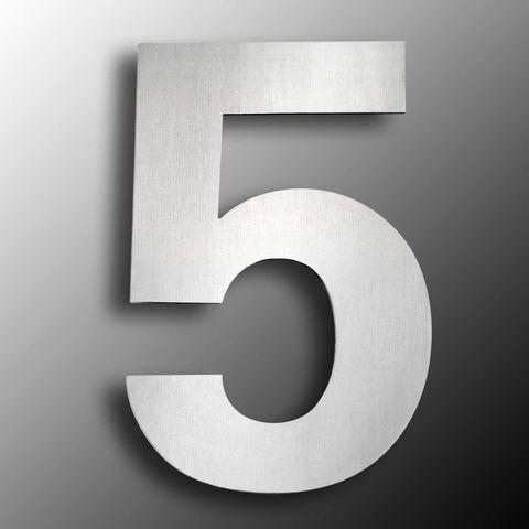 CREATIV METALL DESIGN CMD - Hausnummerschild-CREATIV METALL DESIGN CMD