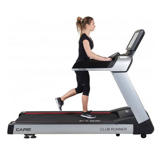 CARE FITNEss - Laufband-CARE FITNEss-Connecté CLUB RUNNER TFT
