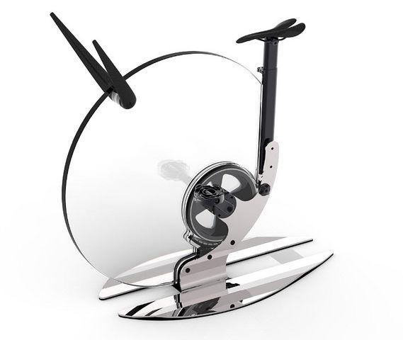 Teckell - Heimtrainer-Fahrrad-Teckell---Teckell Ciclotte