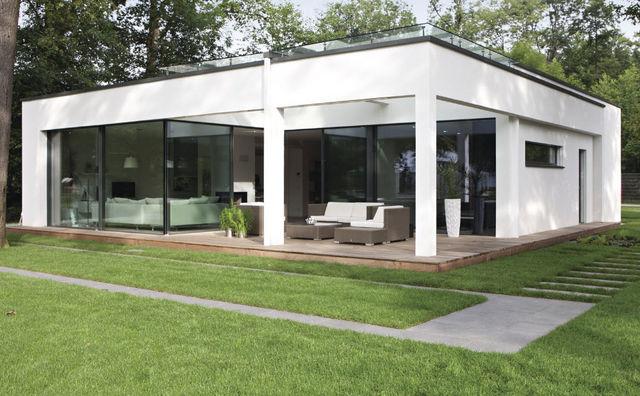 Weberhaus - Einfamilienhaus-Weberhaus