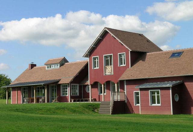 Darblay & Wood - Einfamilienhaus-Darblay & Wood-Lodge 7