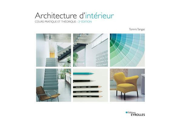 Eyrolles Editions - Deko-Buch-Eyrolles Editions-Architecture