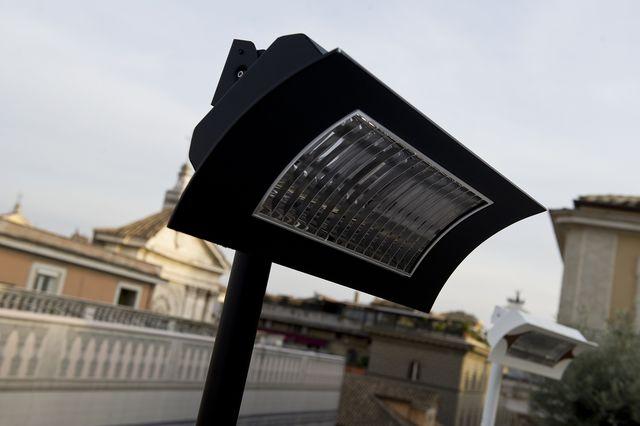 Unopiù - Elektrische Terrassenheizung-Unopiù-Hotty