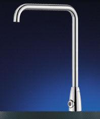 DELABIE - Elektronischer Wasserhahn-DELABIE-TEMPOMATIC