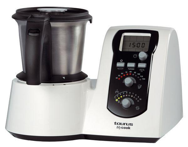 WISMER - Küchenmaschine-WISMER-Robot cuiseur MYCOOK