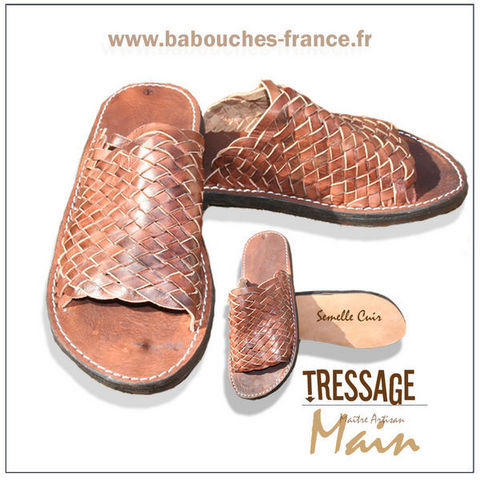 Babouches France - Sandalen-Babouches France