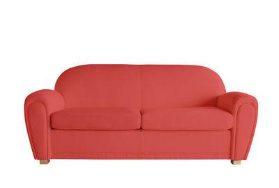 Miliboo - Sofa 2-Sitzer-Miliboo-NEW CLUB CANAPE 3P PU