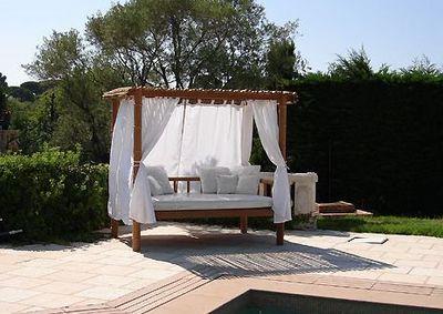 Honeymoon - Außenbett-Honeymoon-Hanalei