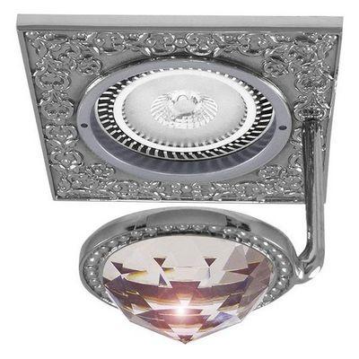 FEDE - Einbau-Deckenlampe-FEDE-CRYSTAL DE LUXE SAN SEBASTIAN COLLECTION