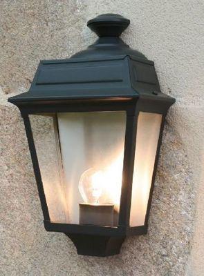 Epi Luminaires - Garten-Wandleuchte-Epi Luminaires-Demi lanterne