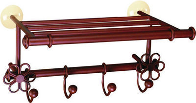Artehierro - Handtuchhalter mit Regal-Artehierro-MOD 06
