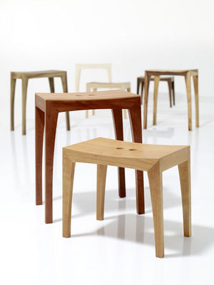 SIXAY furniture - Fußstütze-SIXAY furniture-OTTO stool