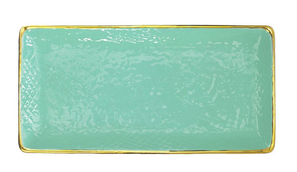 Arcucci Plato para sushi Presenta-platos Vajilla   