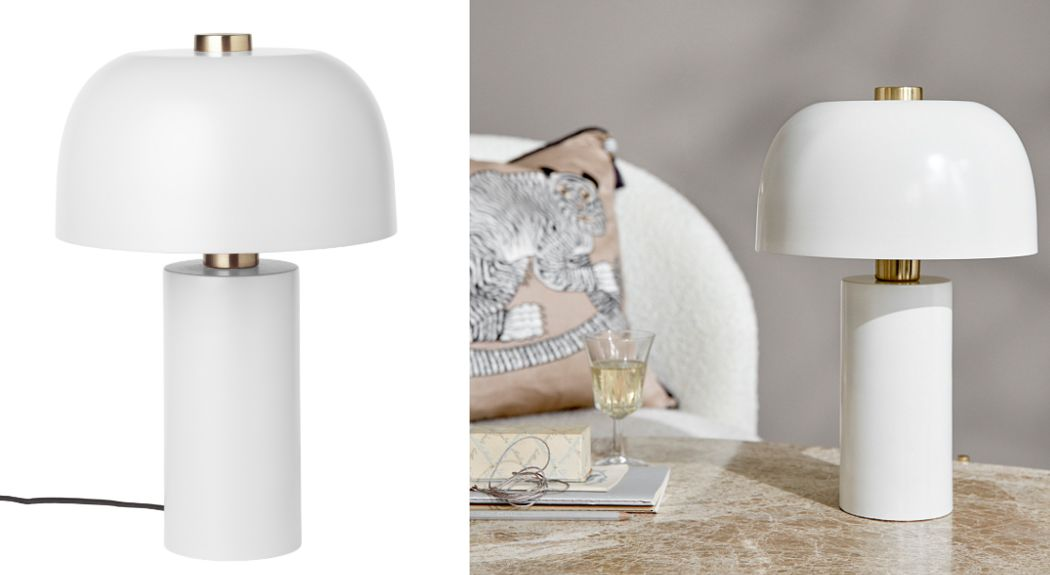 COZY LIVING Lámpara de sobremesa Lámparas Iluminación Interior  |