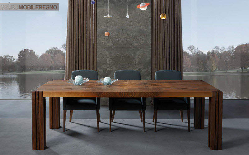 MOBIL FRESNO - AlterNative Mesa de comedor rectangular Mesas de comedor & cocina Mesas & diverso Comedor   Design Contemporáneo