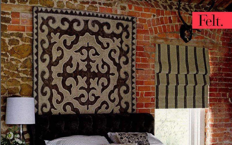 Felt Colgadura mural Telas decorativas Tejidos Cortinas Pasamanería Dormitorio | Lugares exóticos