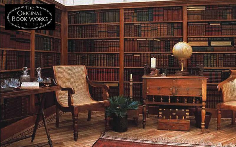 The Original Book Works Libro falso Objetos decorativos varios Objetos decorativos Despacho | Clásico