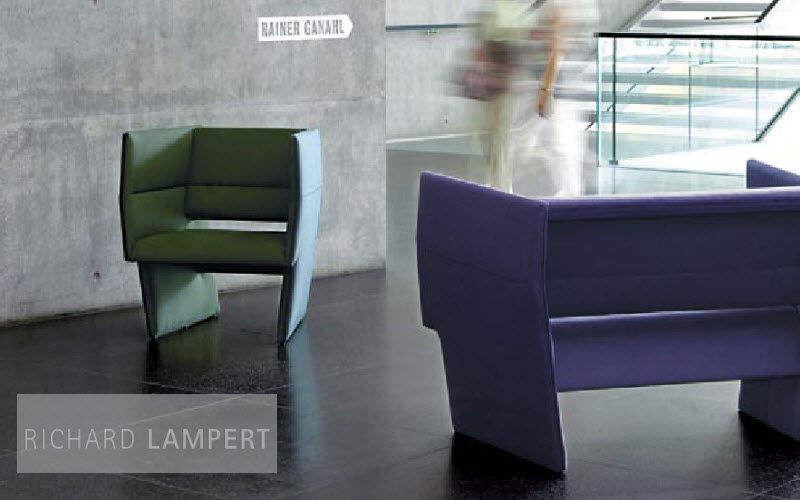 RICHARD LAMPERT Silla de espera Sillas de oficina Despacho Lugar de trabajo |