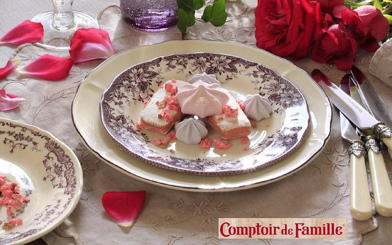 Comptoir De Famille Servicio de mesa Juegos de vajilla & loza Vajilla Comedor | Rústico