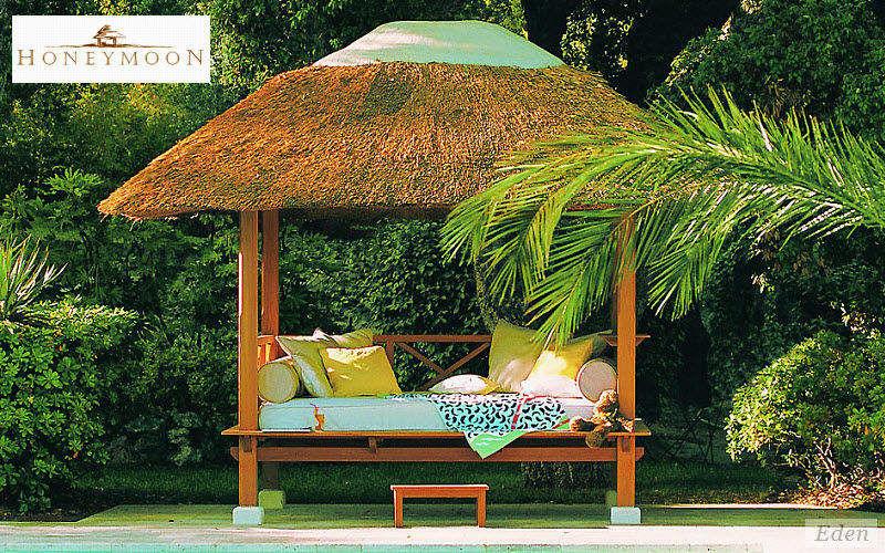 Honeymoon Gazebo Toldos Jardín Cobertizos Verjas... Jardín-Piscina | Lugares exóticos
