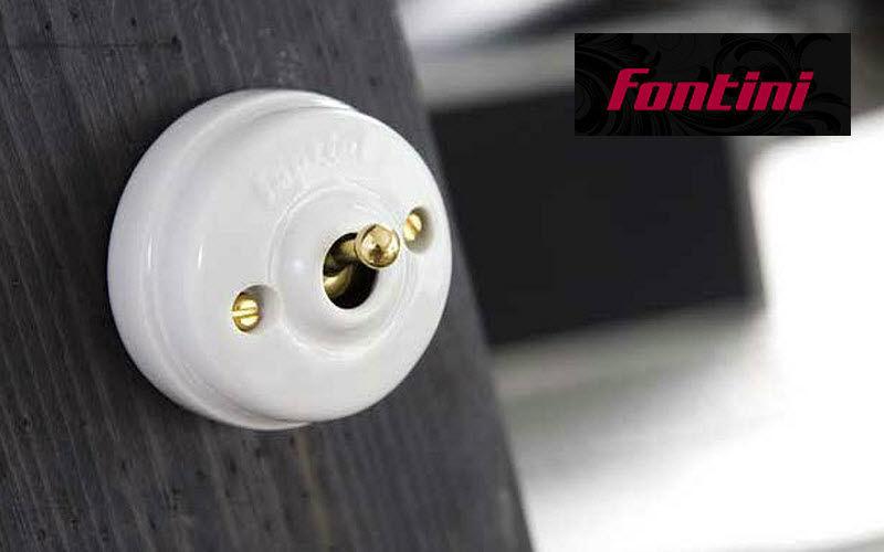 FONTINI Interruptor Electricidad Iluminación Interior  | Clásico