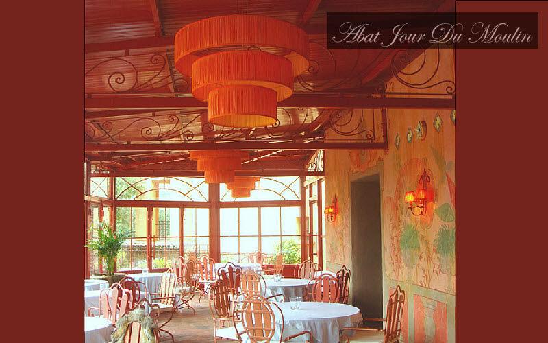 Abat Jour Du Moulin Lámpara colgante Luminarias suspendidas Iluminación Interior Lugar de trabajo | Lugares exóticos