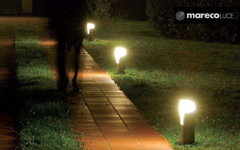 Mareco Luce Faro de suelo Alumbrado de suelo Iluminación Exterior  |