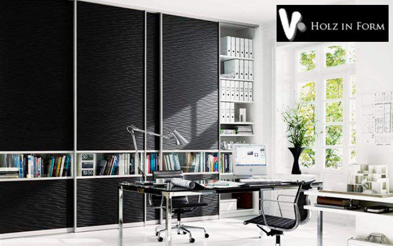 HOLZ IN FORM Panel acústico para pared Tabiques y paneles acústicos Paredes & Techos  |