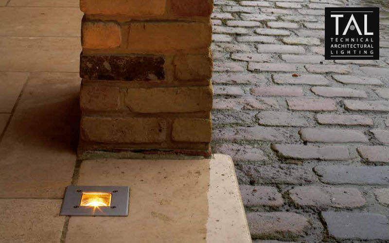 TAL Luz para empotrar en el suelo Puntos de luz Iluminación Interior Terraza | Design Contemporáneo