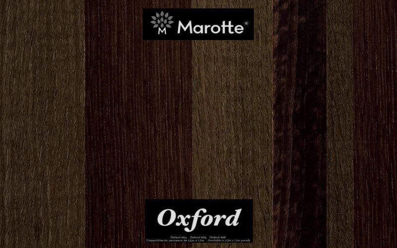Marotte Panel de ebanistería Revestimientos, artesonados y chapados Paredes & Techos   