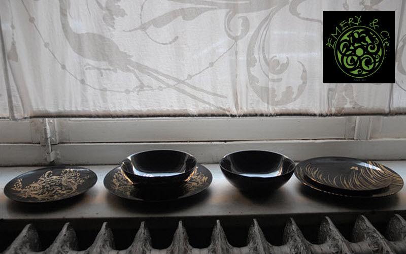 Emery & Cie Plato de presentación Presenta-platos Vajilla Comedor   Lugares exóticos
