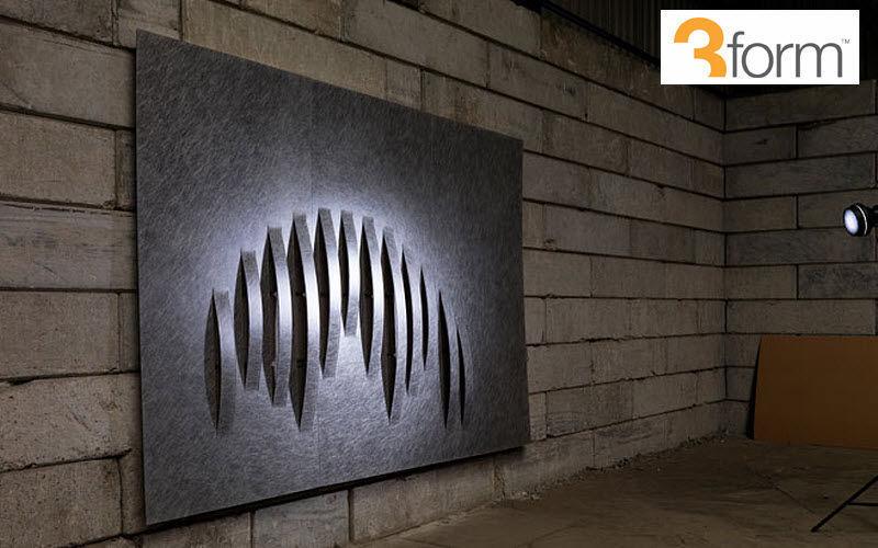 3-FORM Decoración de pared Decoración para paredes Paredes & Techos  |