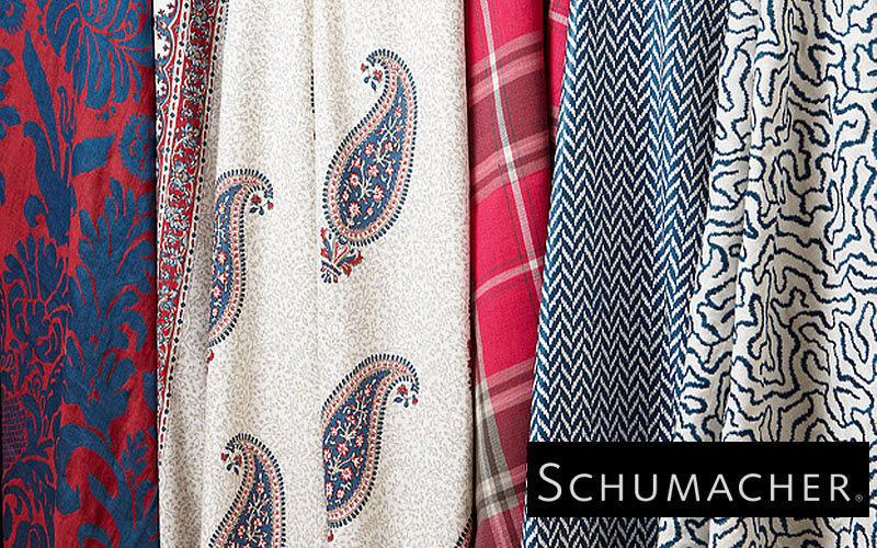 SCHUMACHER Tela para tapicerías Telas decorativas Tejidos Cortinas Pasamanería  |