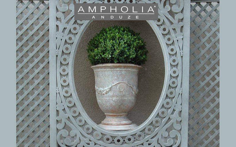 Ampholia-Anduze Jarrón de Anduze Macetas de jardín Jardín Jardineras Macetas  |