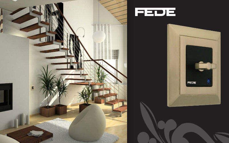 FEDE Interruptor Electricidad Iluminación Interior  |