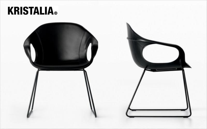 Kristalia Sillón para visitas Sillas de oficina Despacho  |