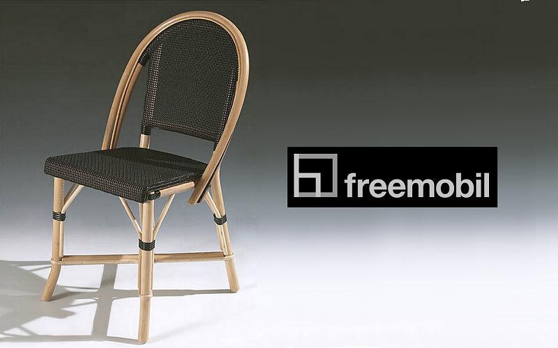 Freemobil Silla de terraza Sillas de jardín Jardín Mobiliario  |