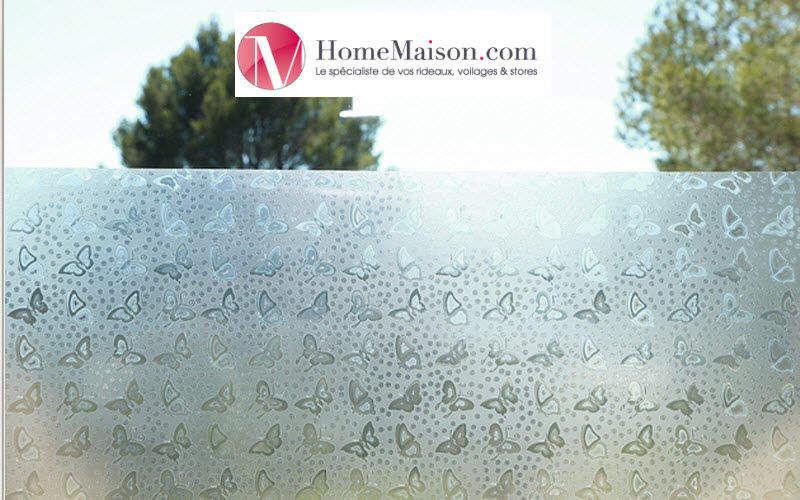 HOMEMAISON.COM Lámina adhesiva intimidad Películas & velos Puertas y Ventanas   