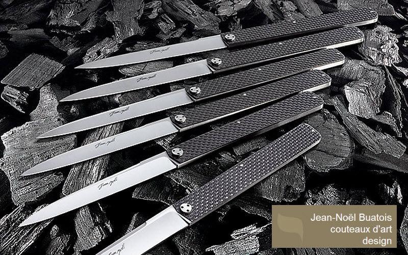 Jean Noel Buatois Couteaux D'art Design Cuchillo de mesa Cuchillos Cubertería  |