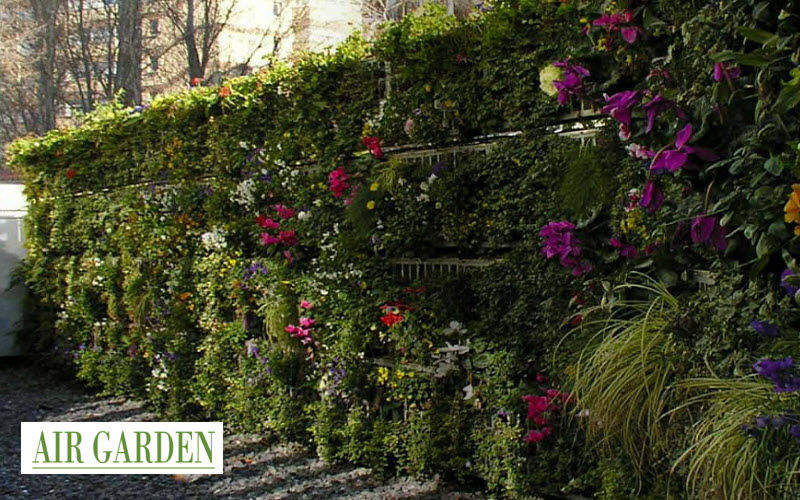 AIR GARDEN Pared vegetalizada Árboles & plantas Flores y Fragancias  |