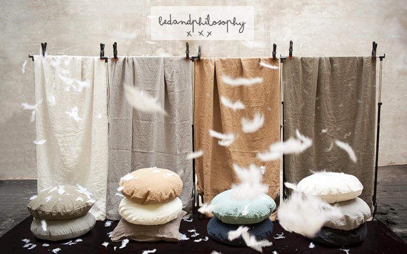 BED AND PHILOSOPHY Cojín redondo Cojines, almohadas & fundas de almohada Ropa de Casa  |